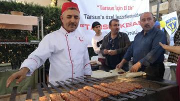 Tarsus Kebabı Ankara'da tanıtıldı!