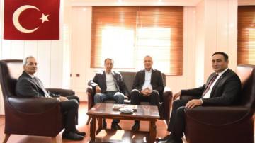 İlçe belediye başkanları bir araya geldi