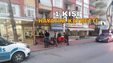 Mersin'de kuaföre silahlı saldırı!