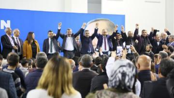 Bekir Topçu başkan seçildi!
