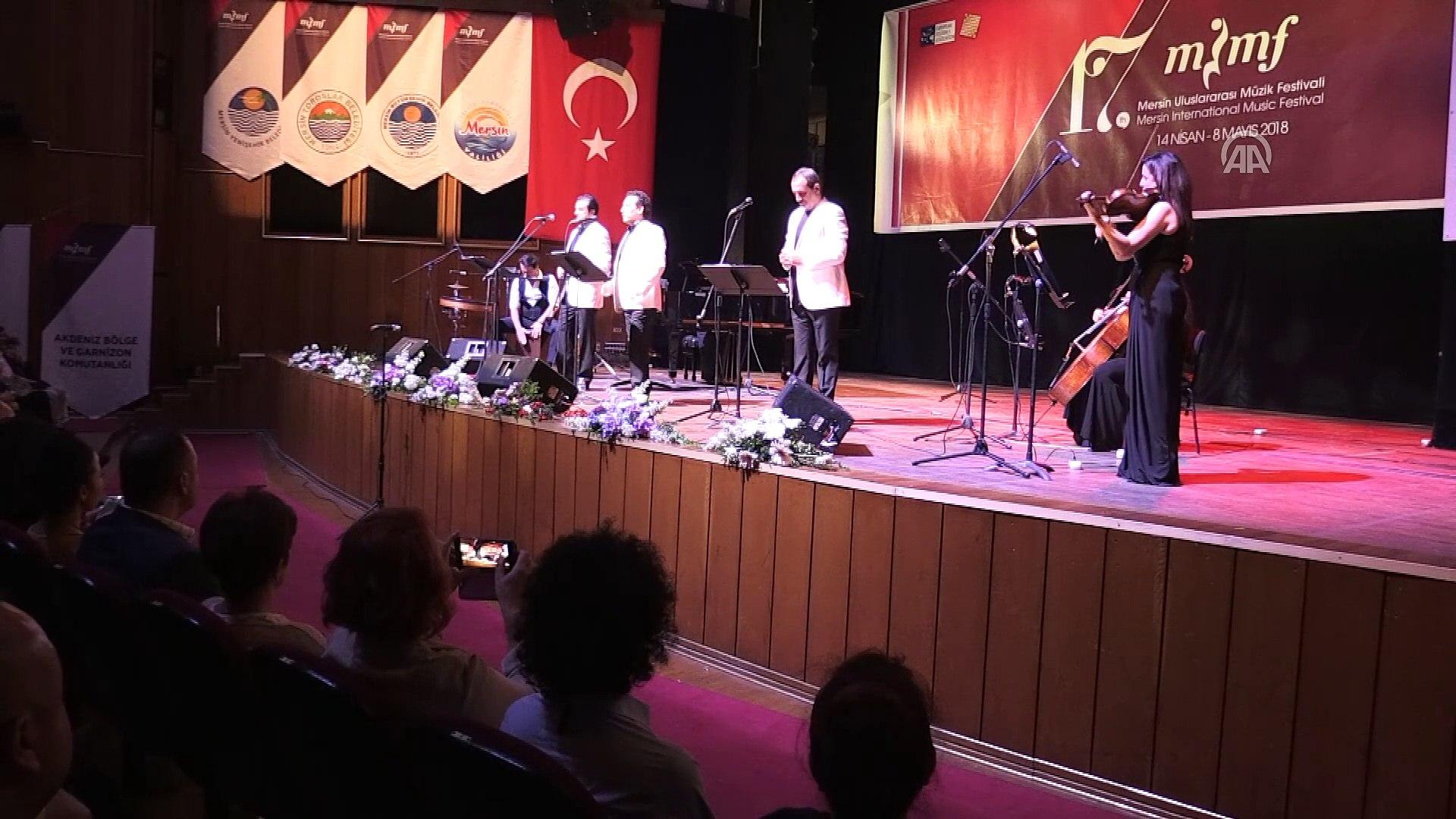 19. Mersin Uluslararası Müzik Festivali ertelendi