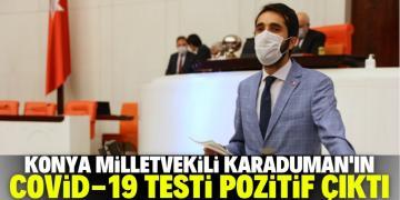 Milletvekilinin testi pozitif çıktı