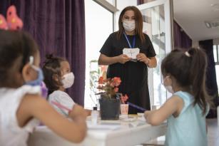 Büyükşehir'den çocuklara 'Gesell Gelişim Testi'