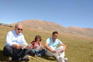 Mersin'de 'Kara çadırda yaz okulu' projesi