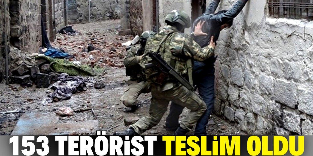 YPG/PKK'ya ağır darbe!
