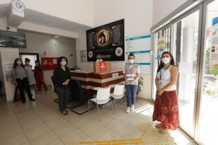 Mezitli Belediyesinden sağlık çalışanlarına aşure