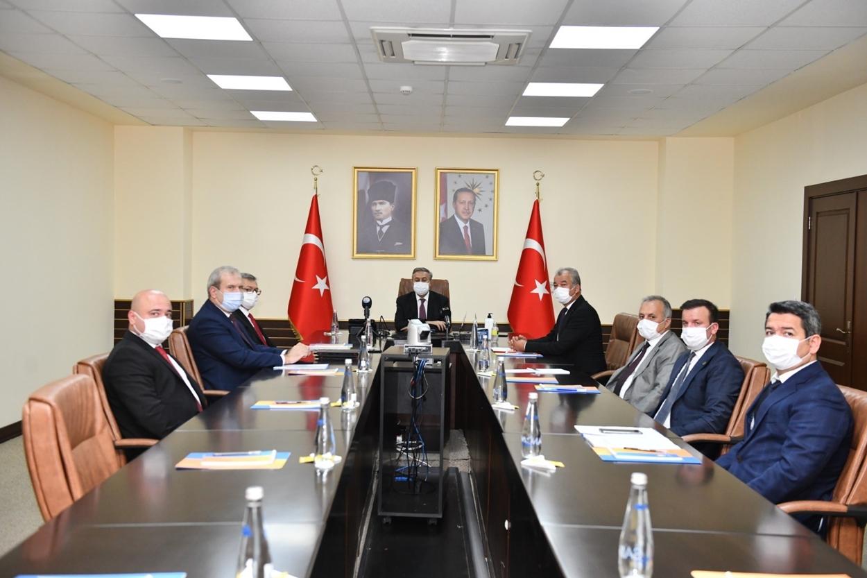 """""""Köyümde Yaşamak İçin Bir Sürü Nedenim Var"""" projesinde imzalar atıldı"""