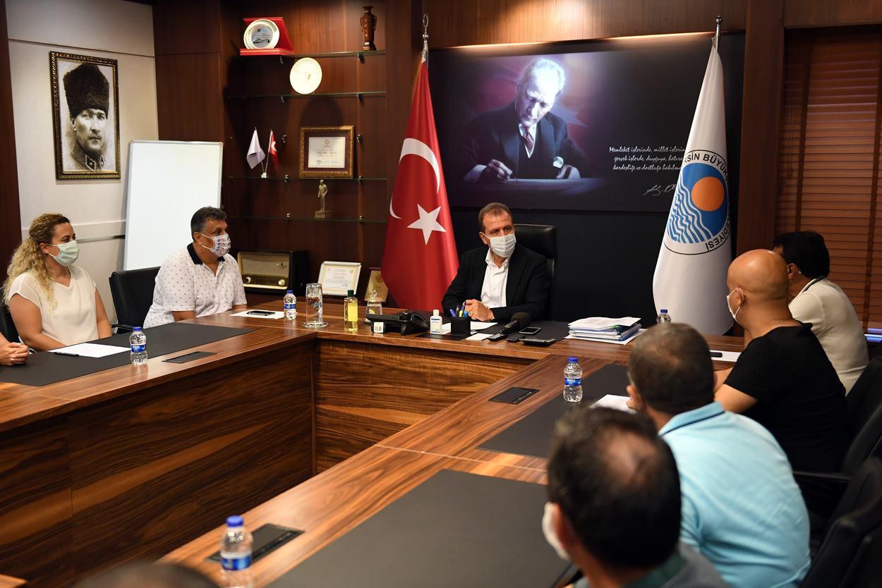 Büyükşehir, bin 80 işçiyi kapsayan toplu sözleşmeyi imzaladı