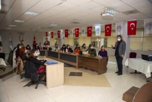 'Teksin Mersin' personeline oryantasyon eğitimi verildi