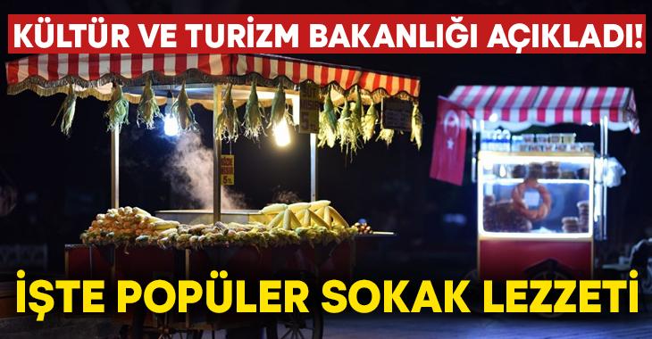 Mersin'in sokak lezzetleri de listede!