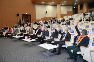 Yenişehir Belediyesinden Mersin Cemevine destek