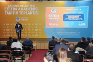 Akdeniz Belediyesi, bir ilke daha imza attı