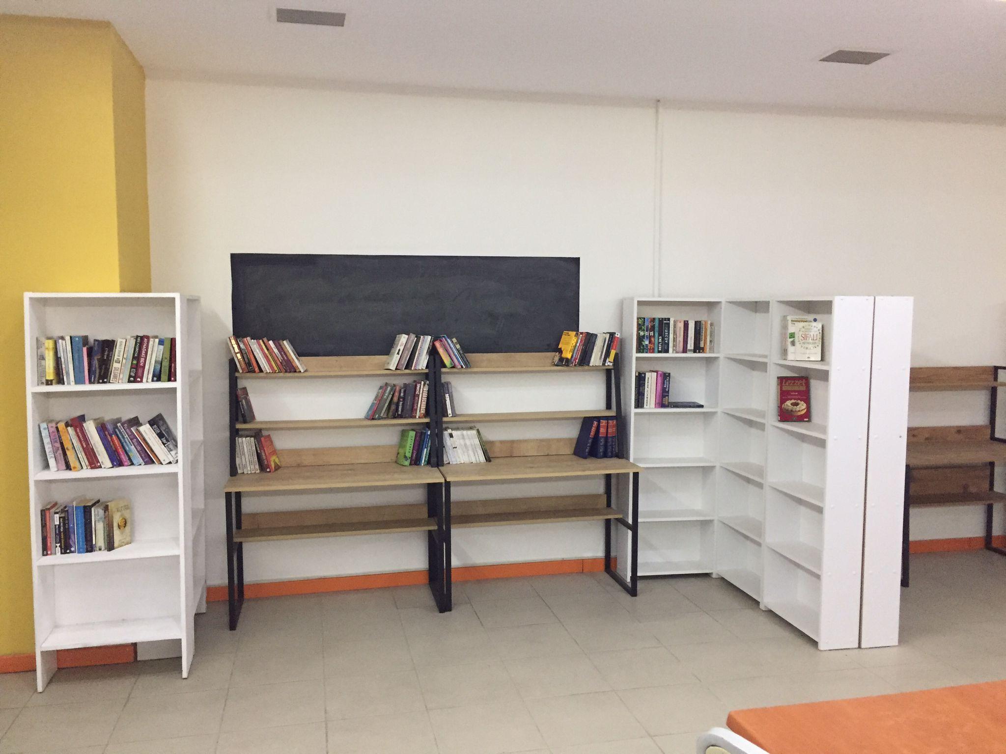 Bölgenin en büyük ikinci kütüphanesi açılıyor