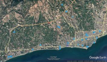 Mezitli Belediyesi, deprem toplanma alanlarını belirledi