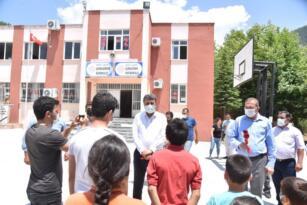 Başkan Kılınç: ''Eğitime Desteği Sürdüreceğiz''