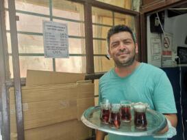 """""""Hitaba"""" göre çay fiyatı"""