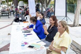 Mersin'de 'Gönüllü Katılım Toplantıları' sürüyor