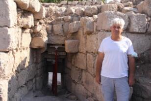 Aratos'un anıt mezarının bölgede eşsiz olduğu ortaya çıktı