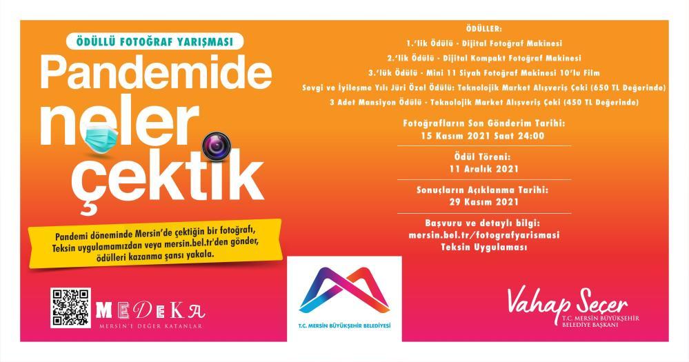 Büyükşehir'den ödüllü roman ve fotoğraf yarışması