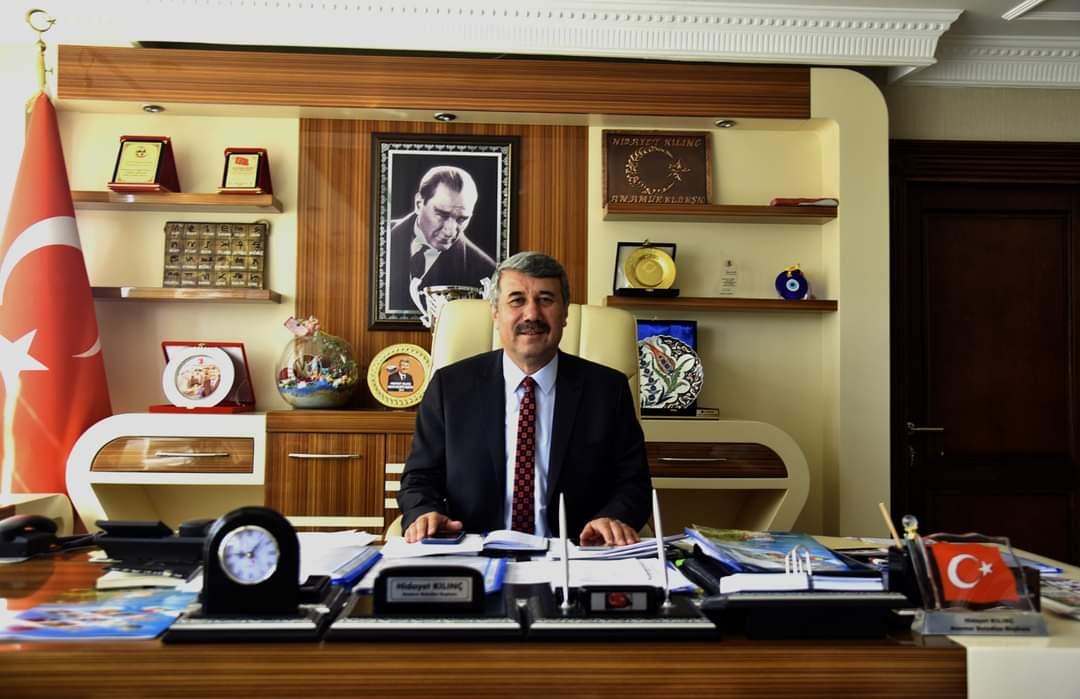 Başkan Kılınç'tan Dragon Çayı açıklaması